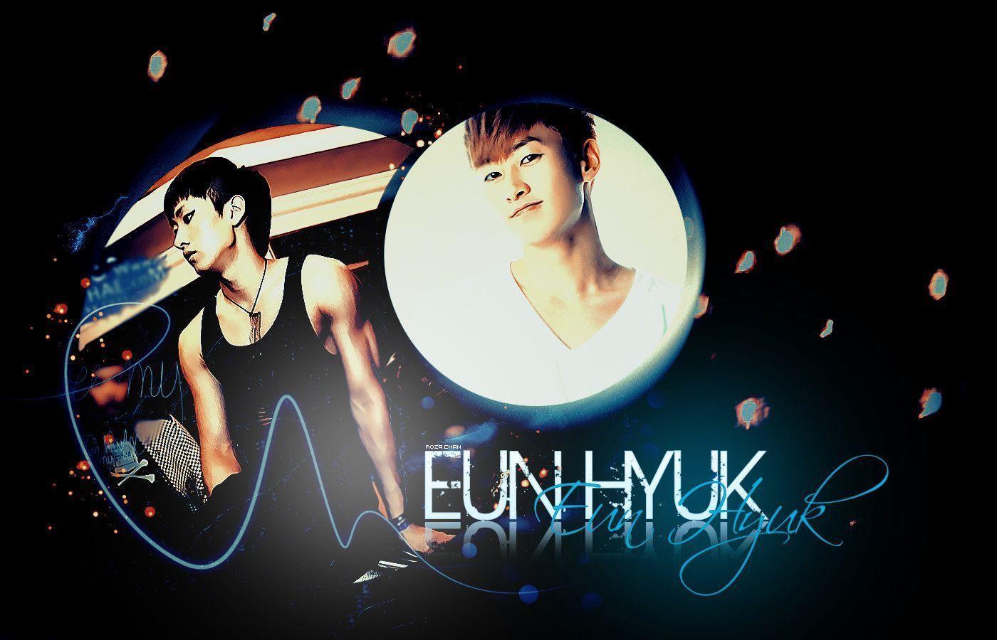 Eunhyuk Wallpaper by RozaChan on DeviantArt