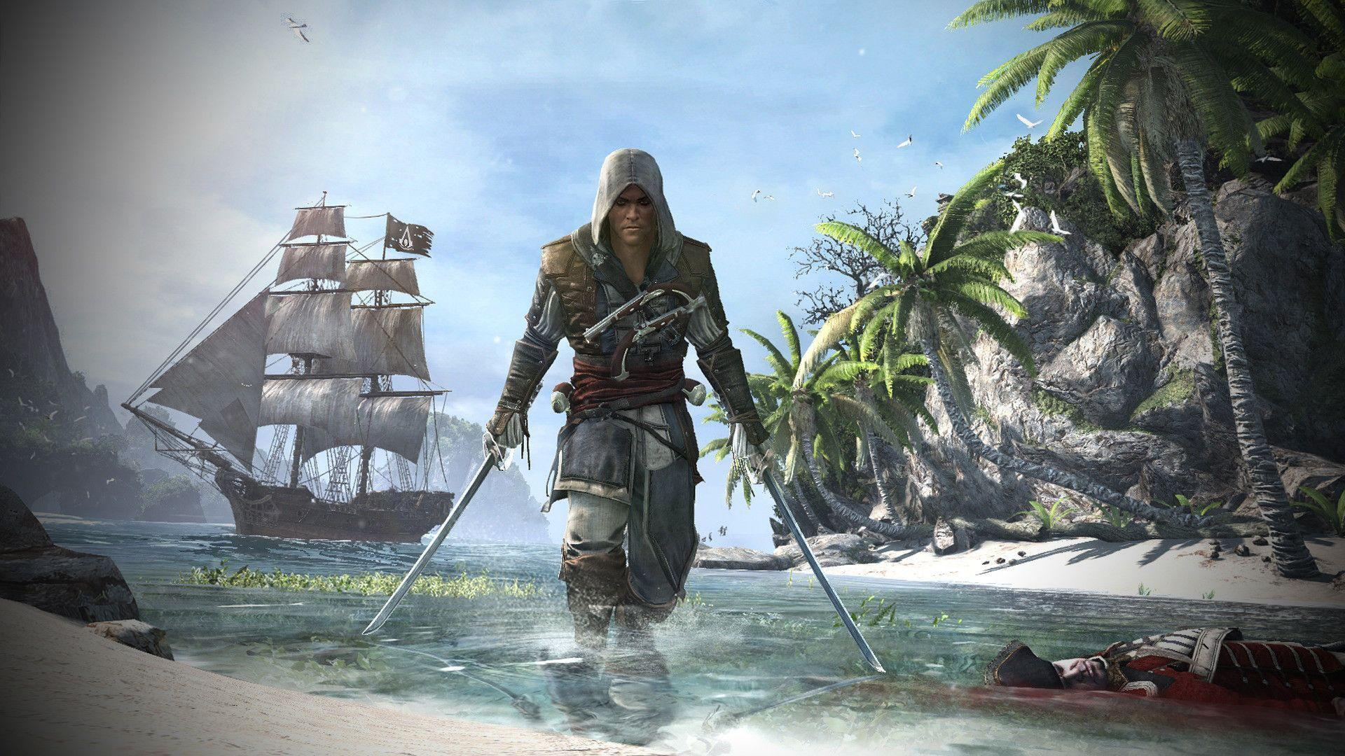 wallpapers for assassins creed black flag wallpaper