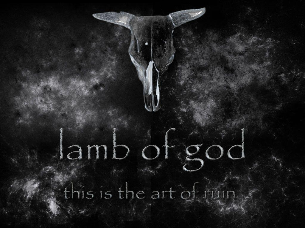 Images For > Lamb Of God Logo Vector
