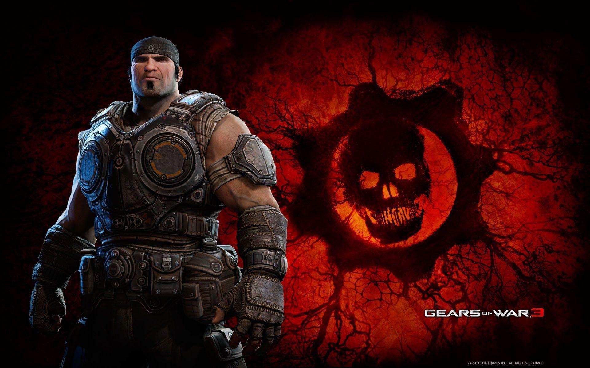 Gears Of War 3 Wallpapers