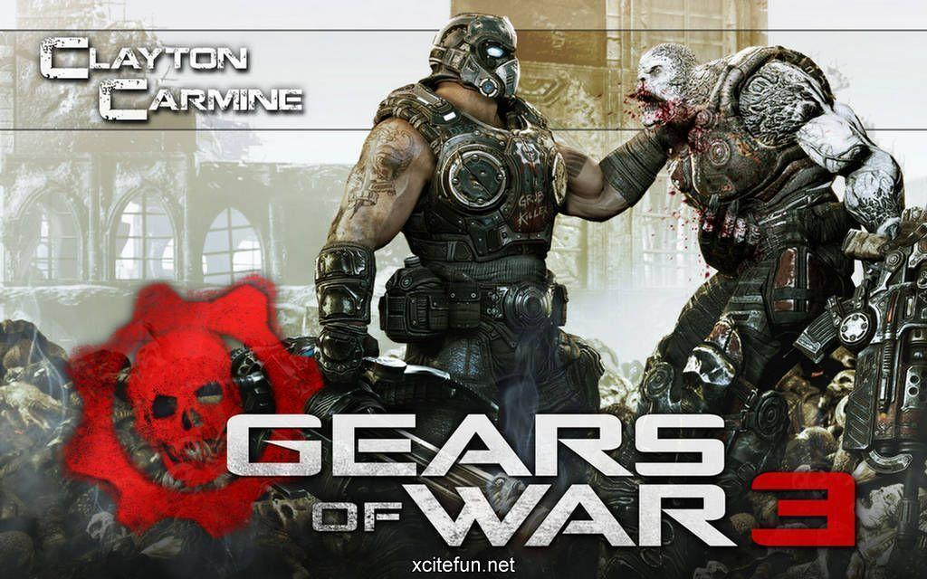 high qulity wallpaper: Gears Of War Wallpapers HD