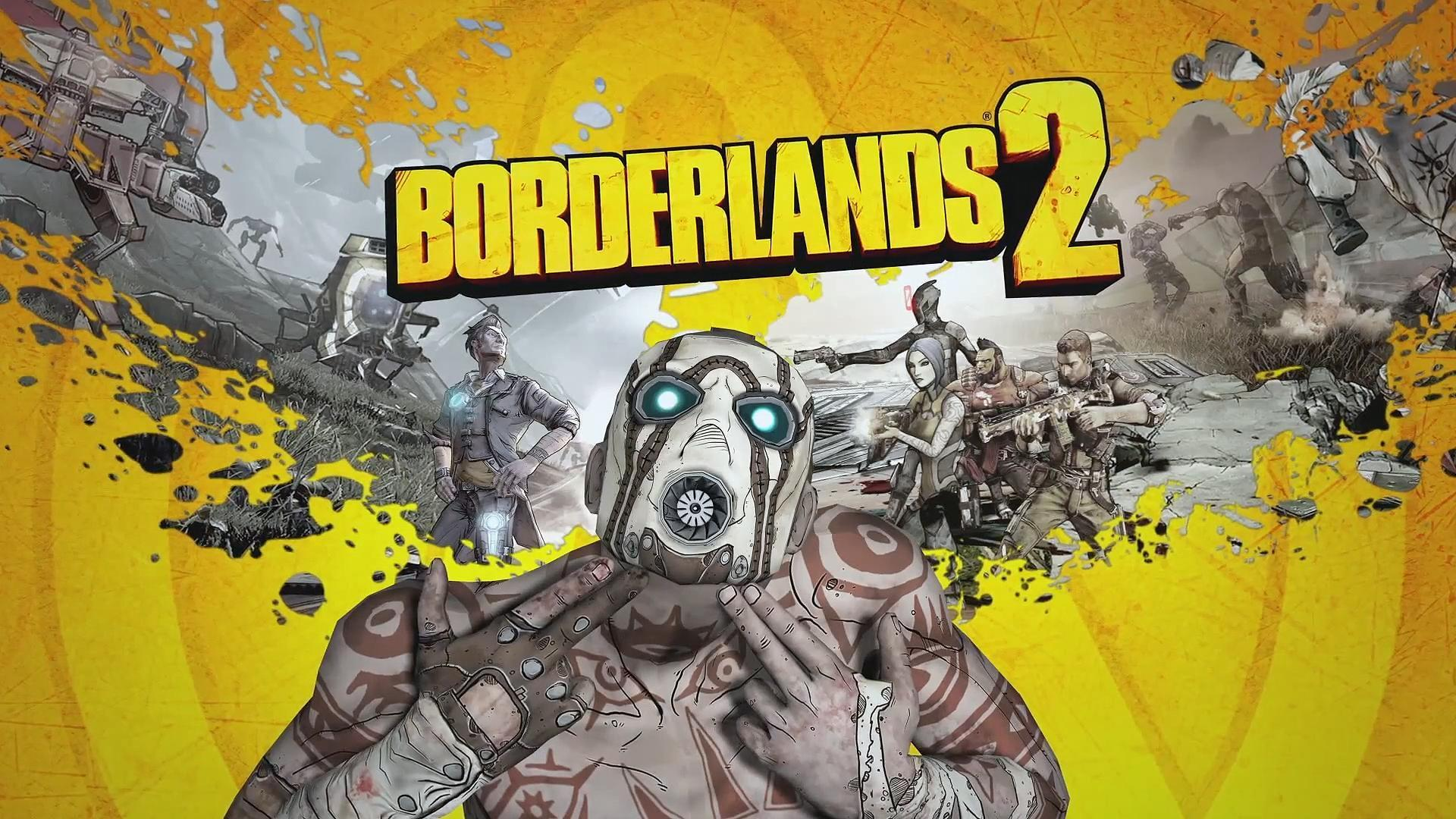 Borderlands 2 Wallpapers 1920x1080 - Wallpaper Cave Borderlands
