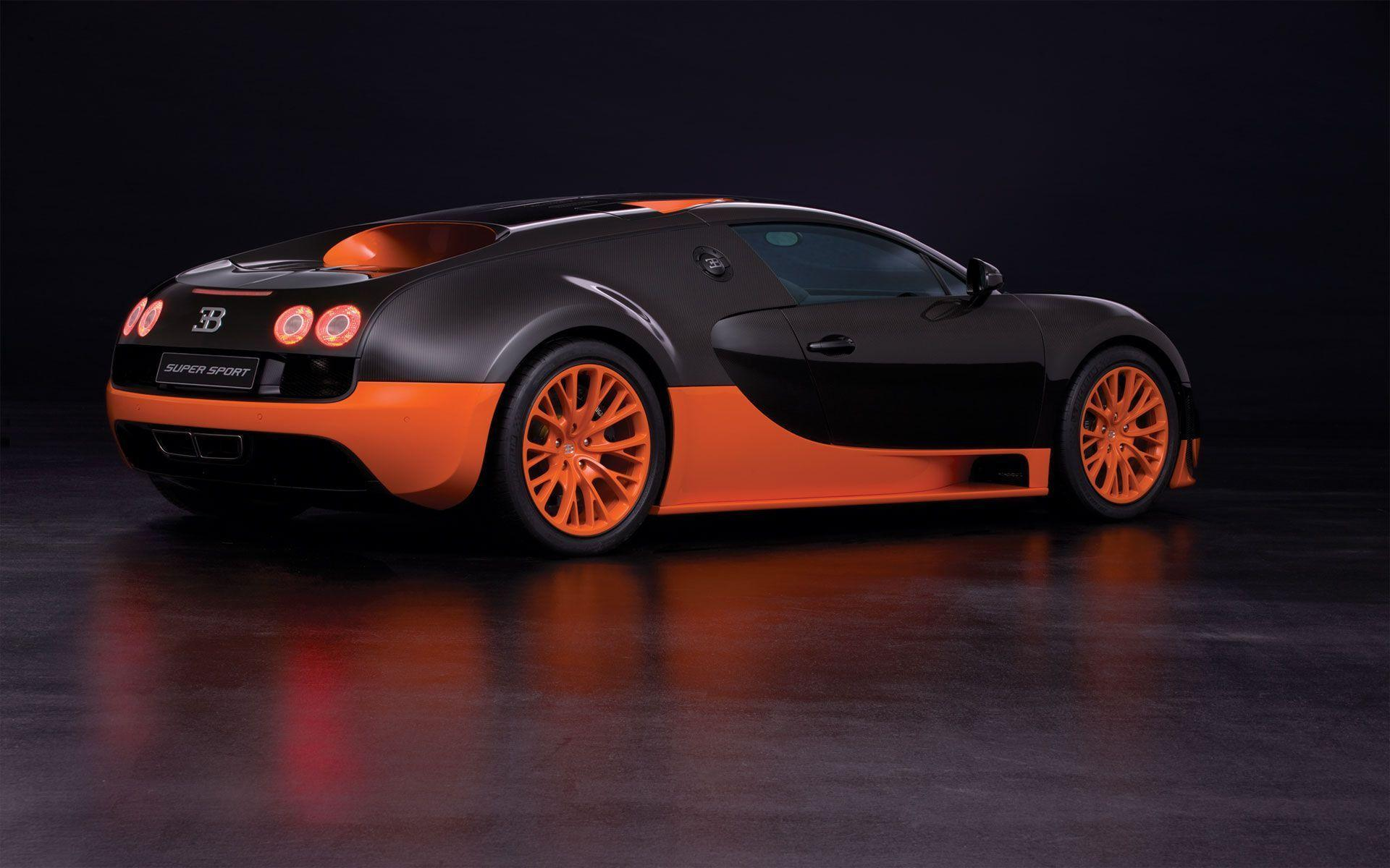Most Downloaded Bugatti Veyron Wallpapers