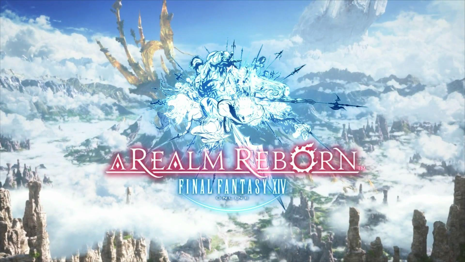 Final Fantasy Xiv A Realm Reborn wallpapers