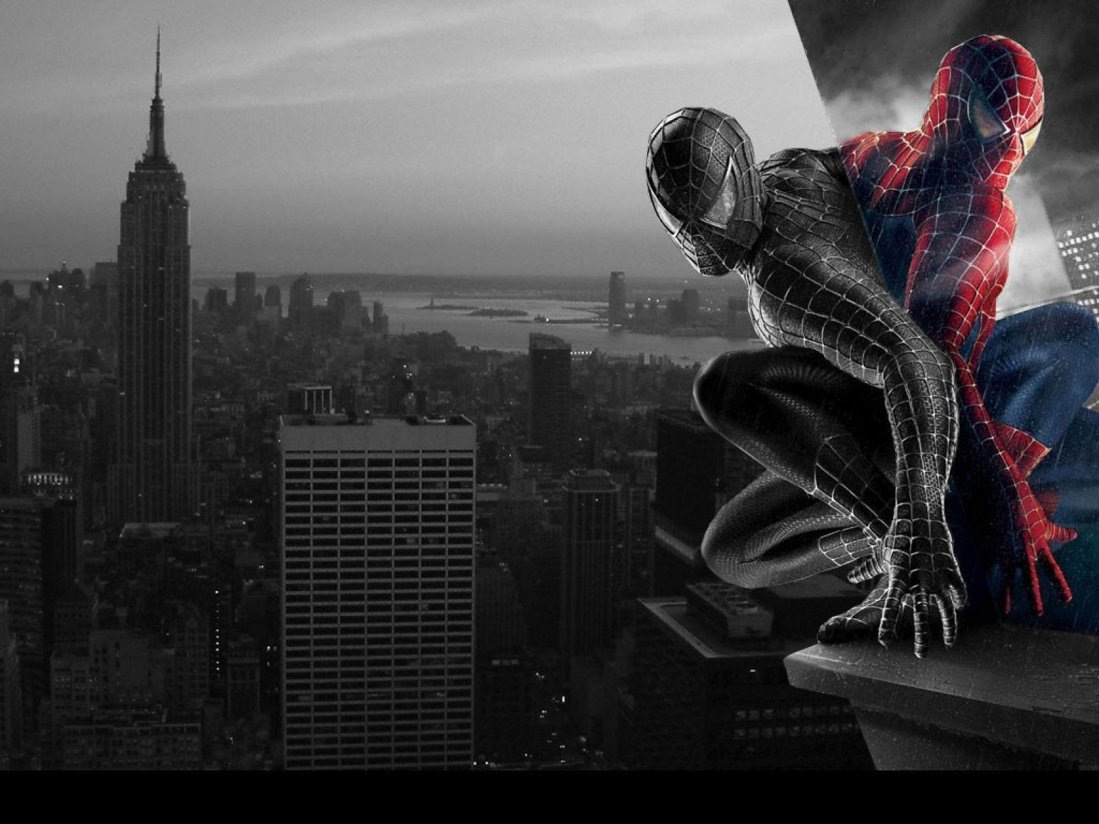 Spider man 3 wallpapers wallpaper cave - Images spiderman ...