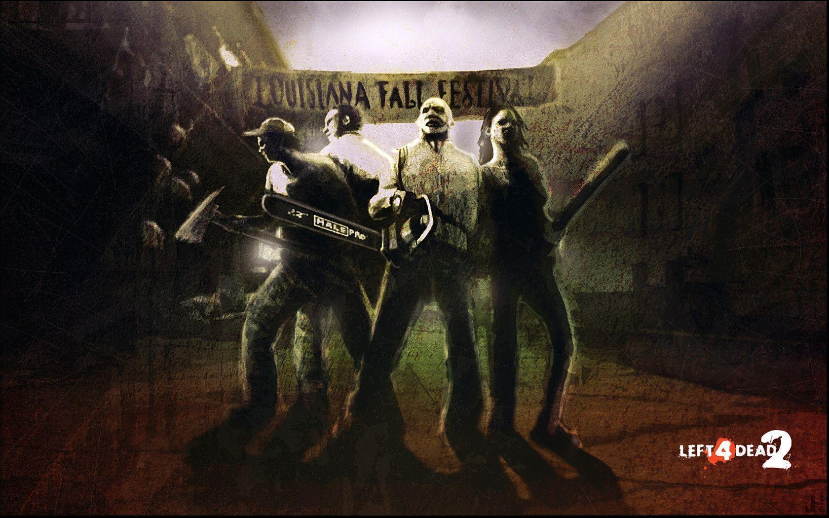 left for dead 2 wallpapers wallpaper cave