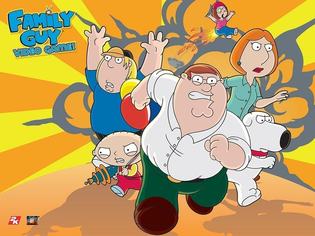Family Guy Wallpapers For Computer - Wallpaper Cave