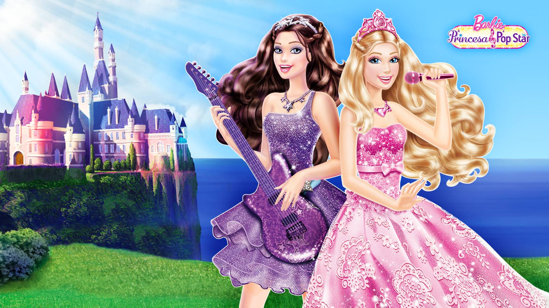 Barbie Wallpapers Page