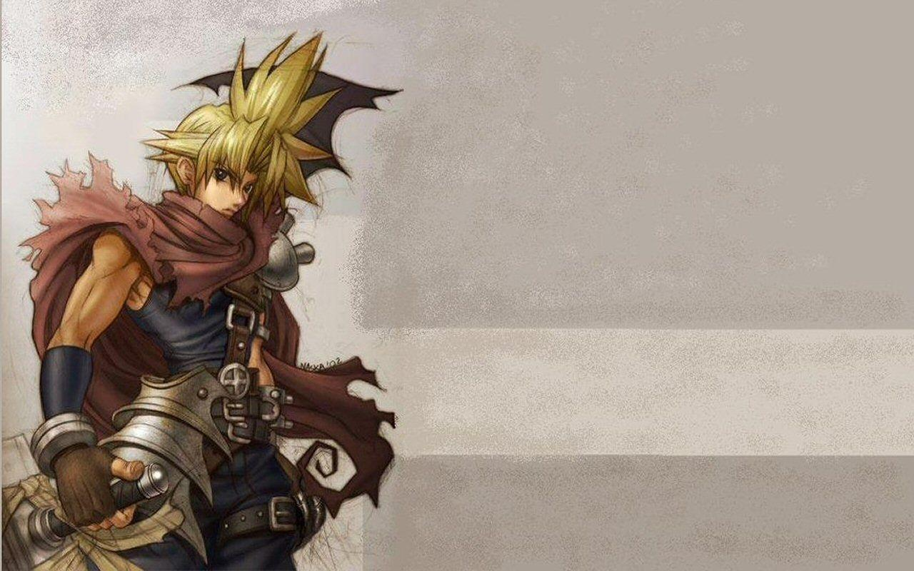 ff7 cloud wallpapers