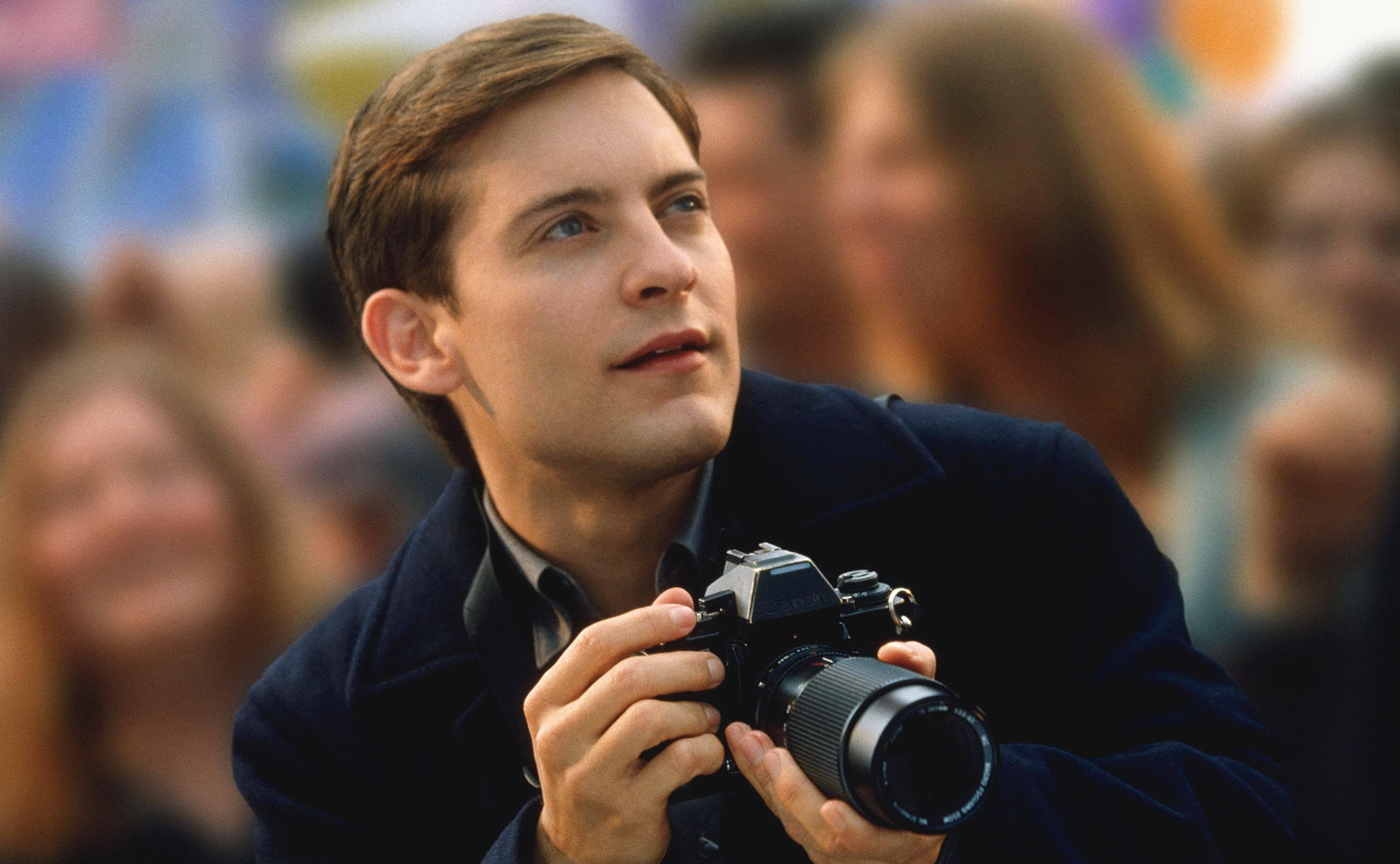 Image result for Peter Parker