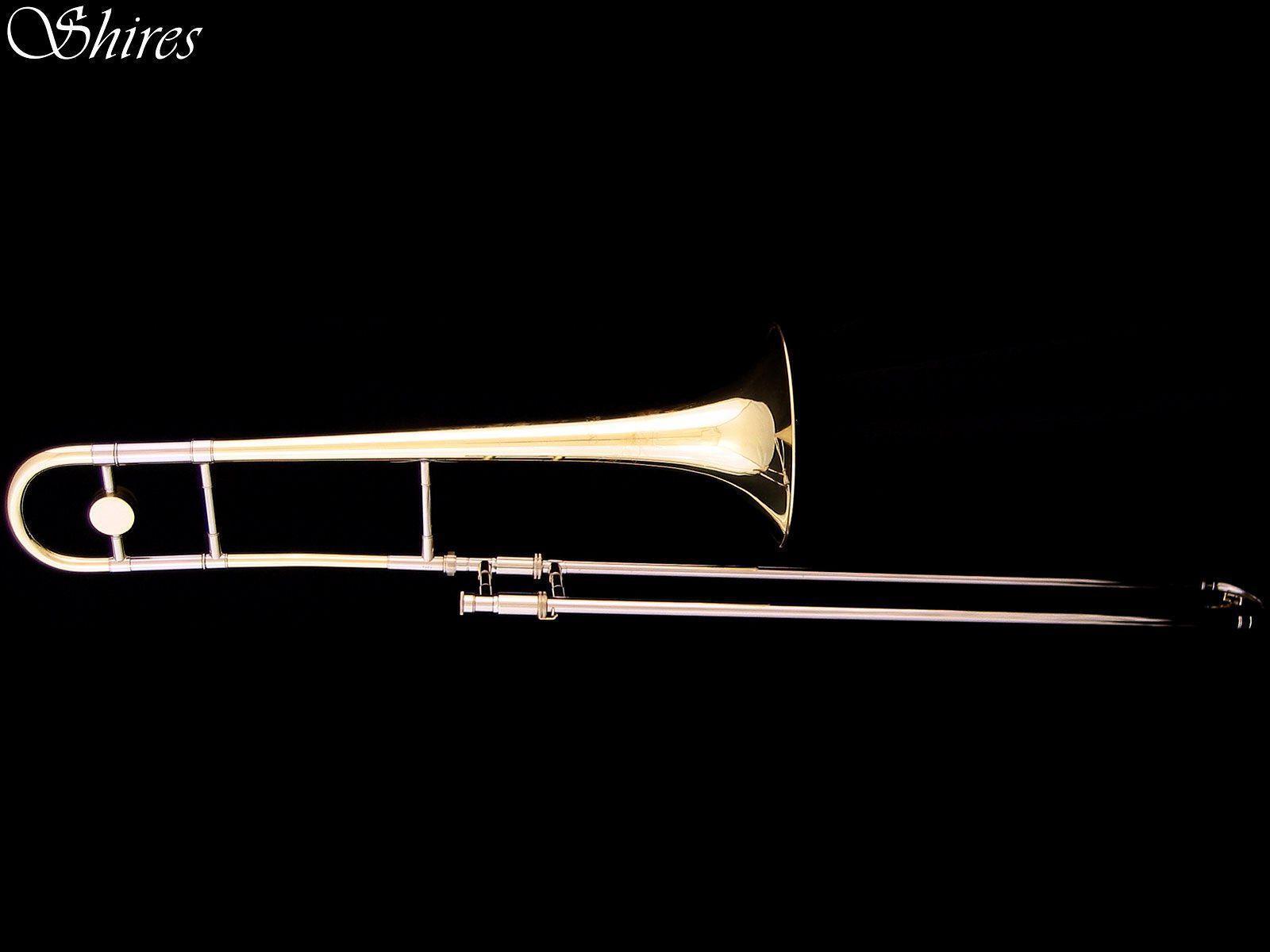 3d Jazz Music Wallpapers: Trombone Wallpapers