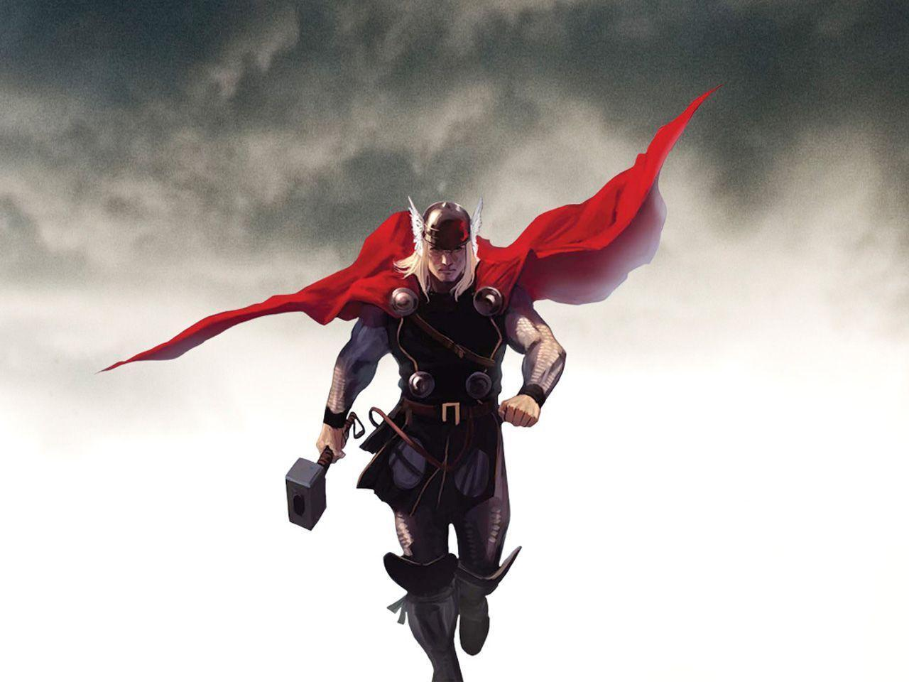 Thor Movie Wallpaper – 09 | hdwallpapers-