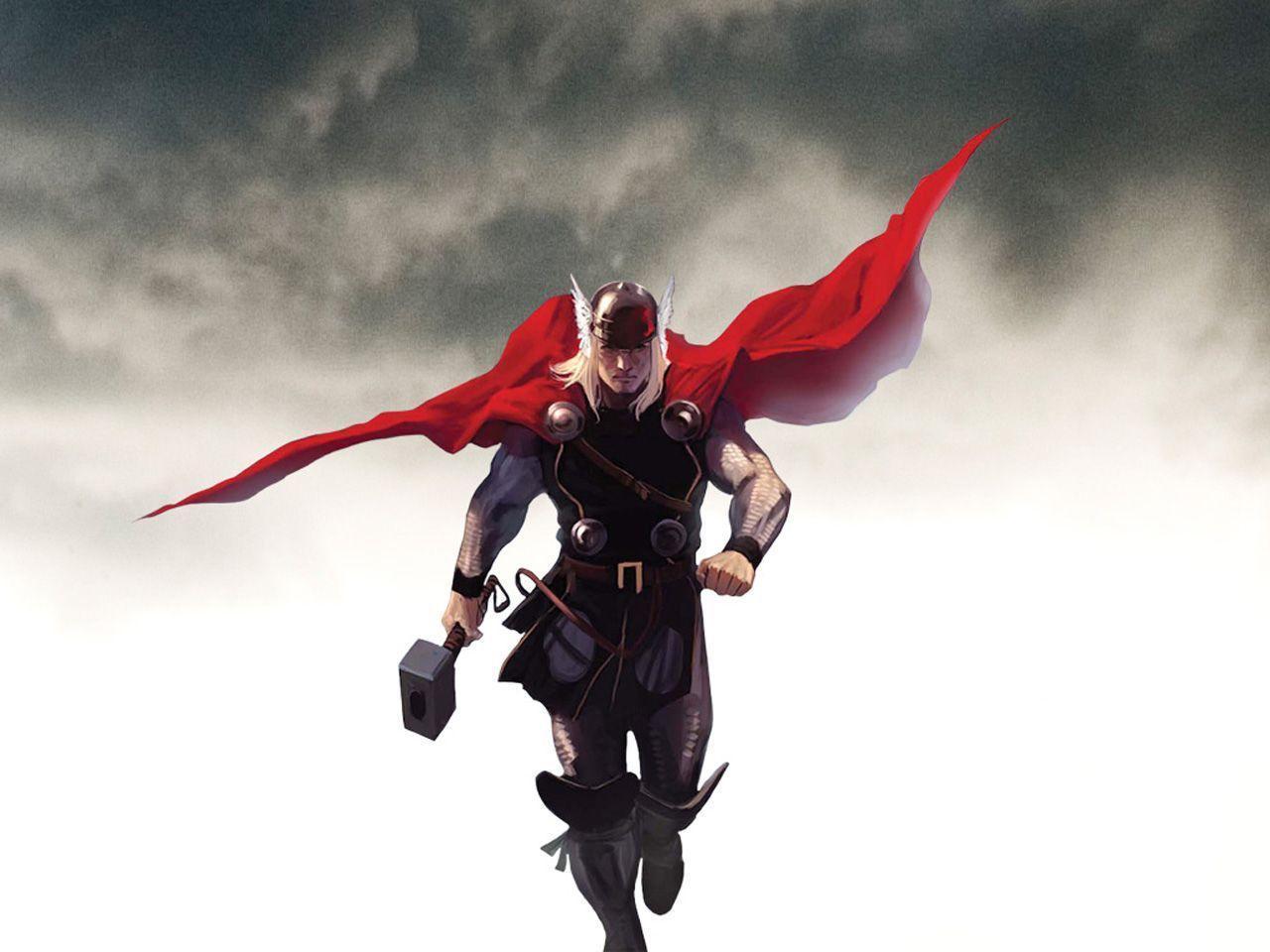 Thor Movie Wallpaper – 09   hdwallpapers-