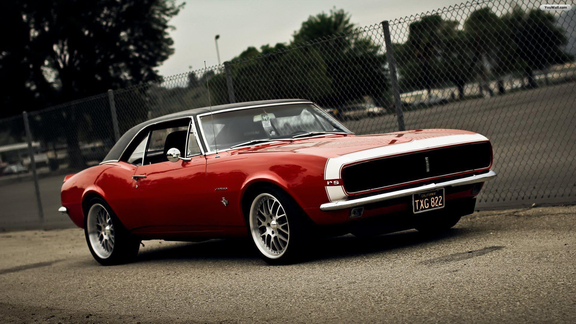 Muscle Cars Wallpapers High Resolution - 318.1KB