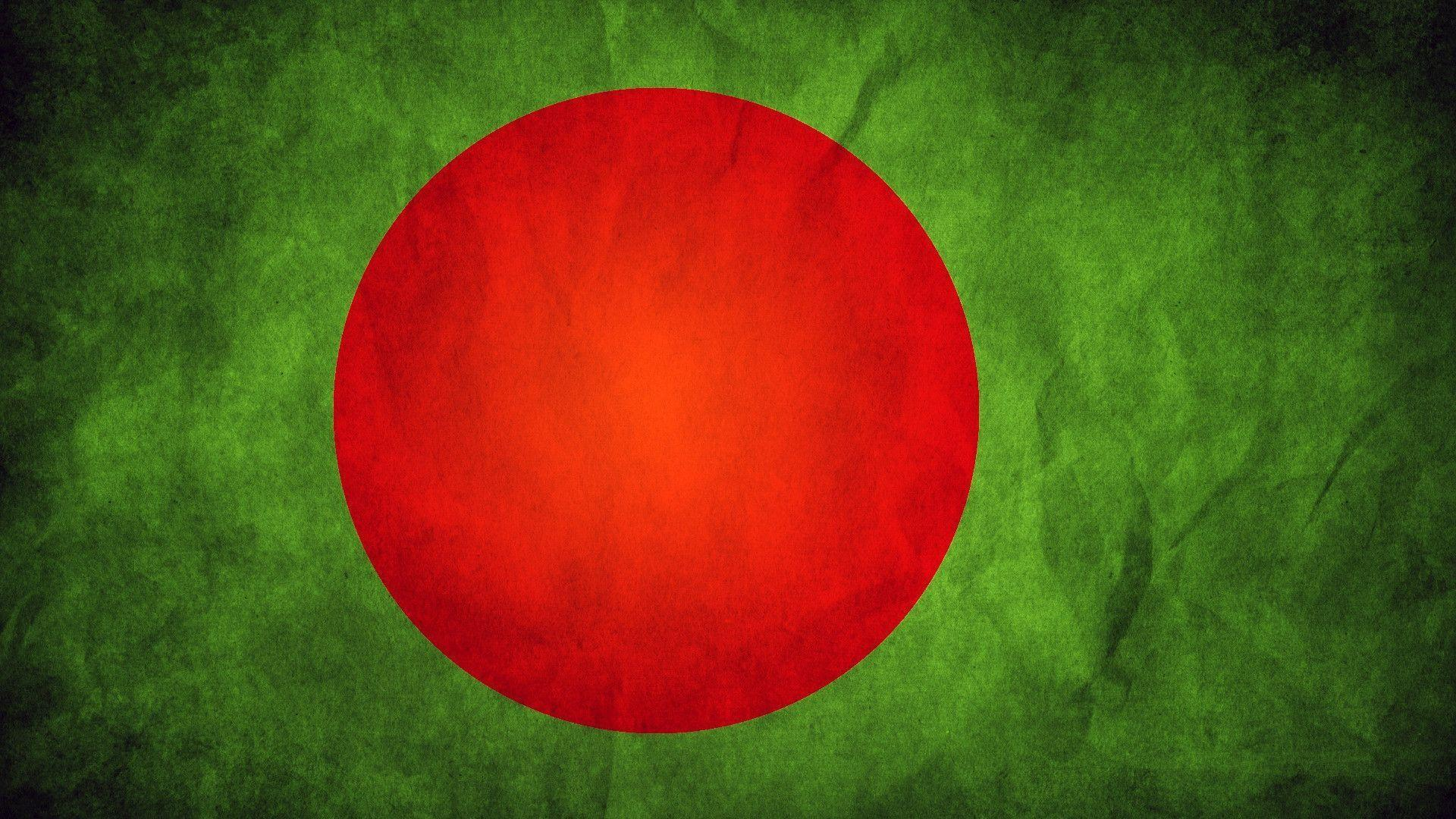Bangladesh Flag Background