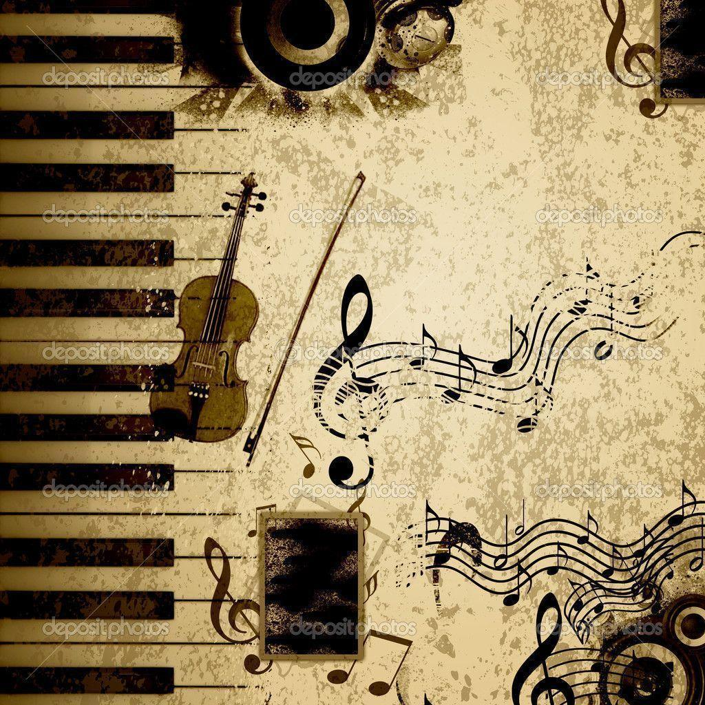 Arts Music Photography: Music Notes Backgrounds