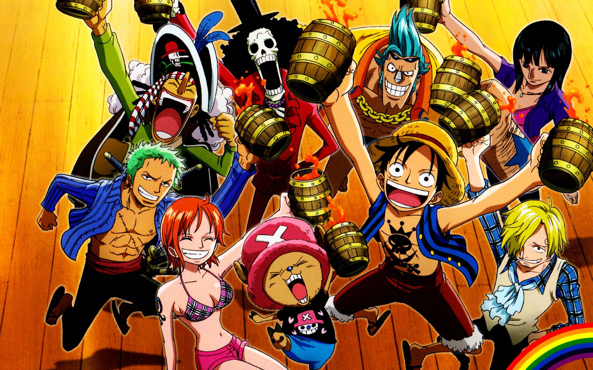 Download One Piece Computer Wallpaper Gallery