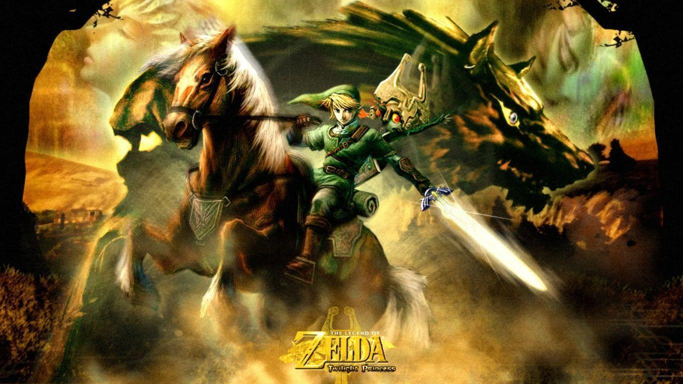 Wallpapers For > Legend Of Zelda Backgrounds