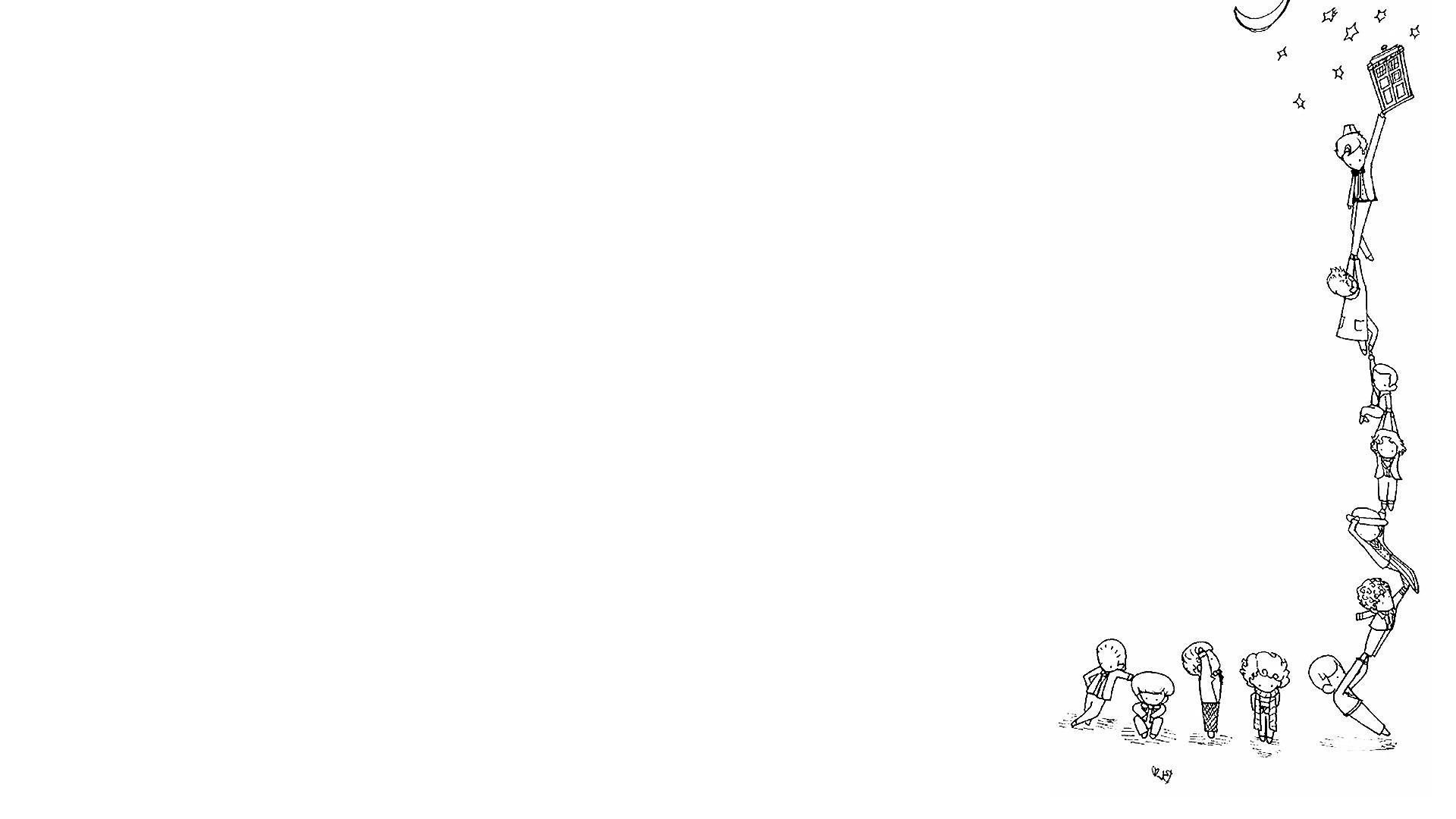 Cute Wallpapers Doodle For Desktop