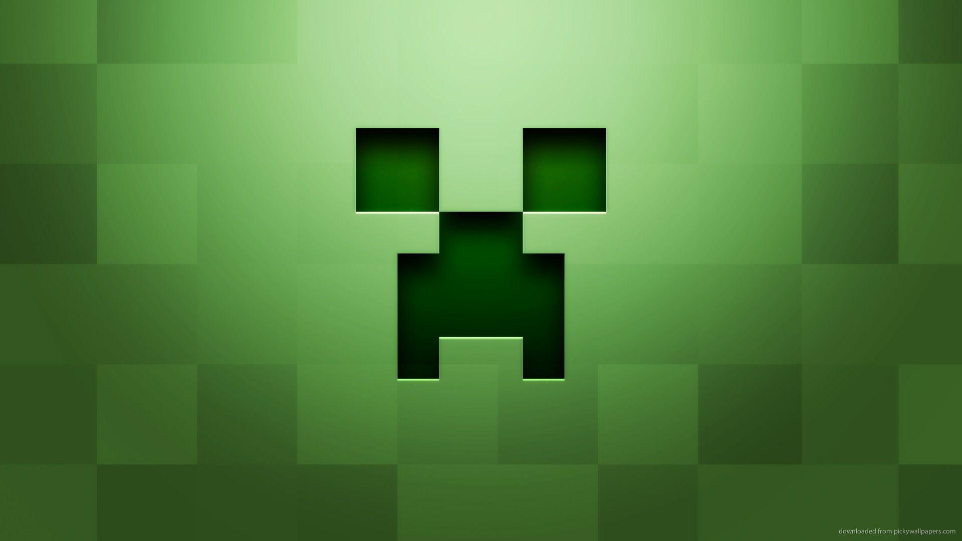Minecraft Creeper Wallpapers 1920x1080