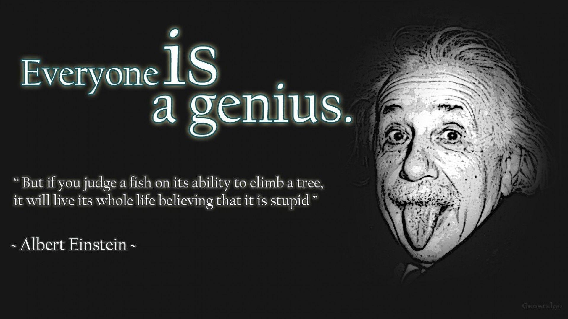 Albert Einstein Quotes High Quality Wallpapers