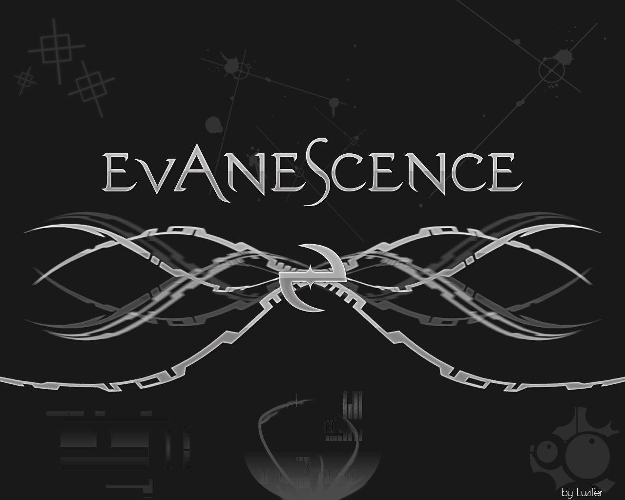 evanescence logo wallpapers wallpaper cave