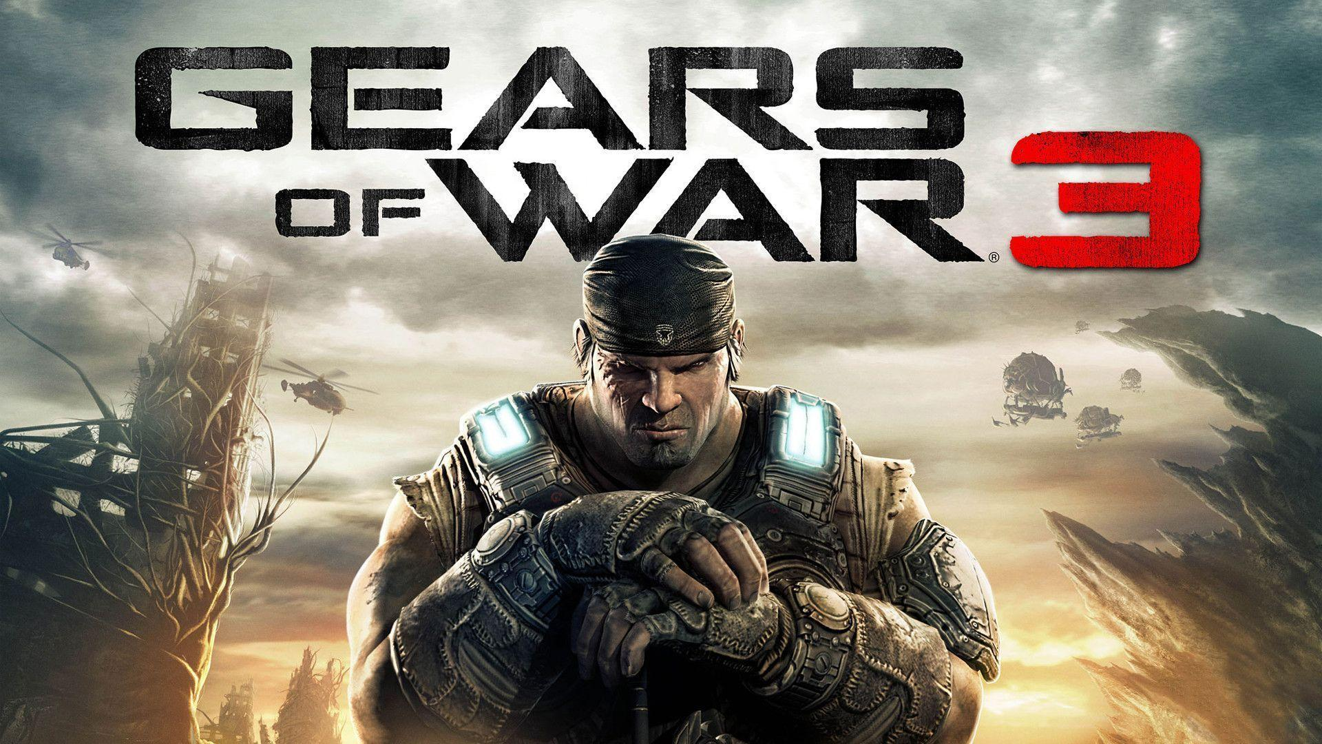 Wallpapers For > Gears Of War 3 Wallpapers 1080p