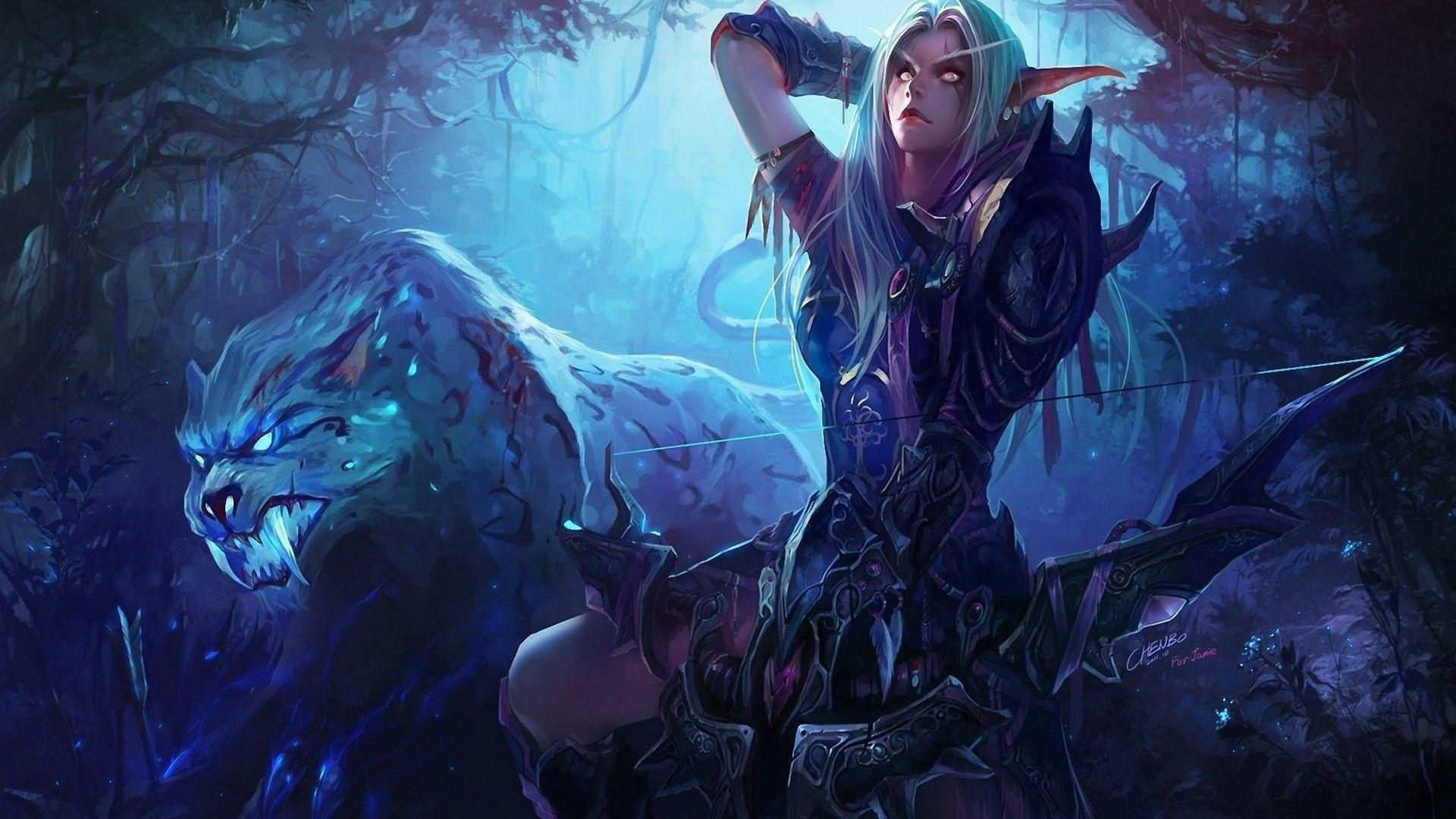 844 World Of Warcraft Wallpapers
