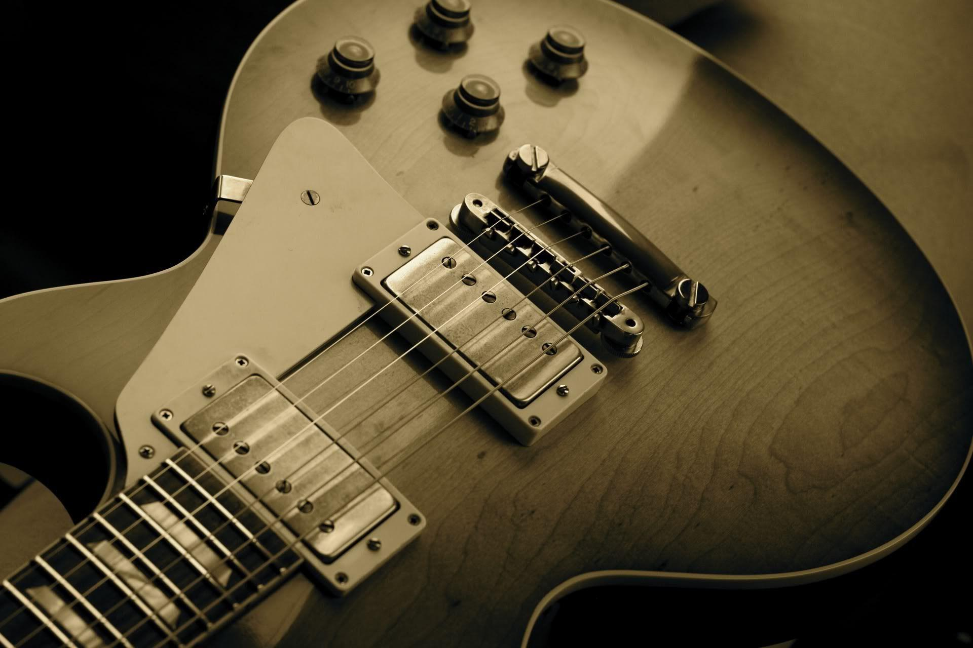 guitar wallpaper les paul - photo #23