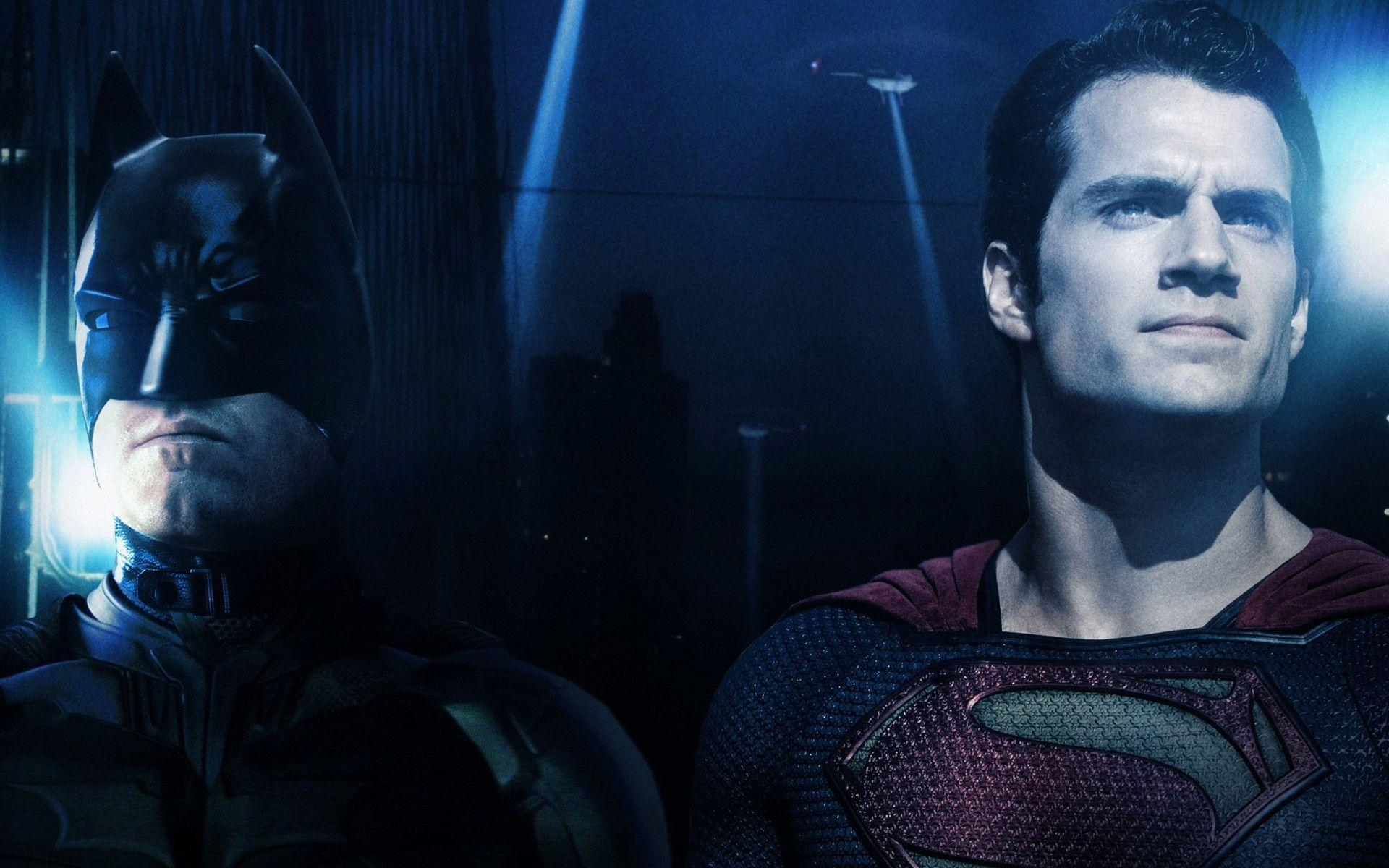 Wallpapers For > Superman Batman Movie Wallpaper