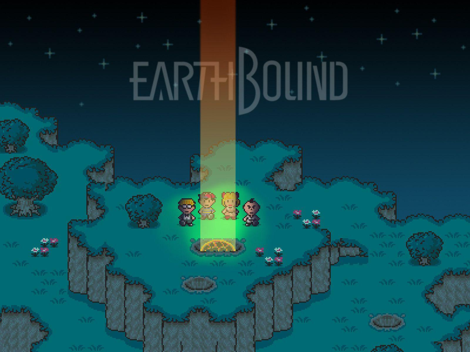 EarthBound Wallpapers - Wallpaper Cave