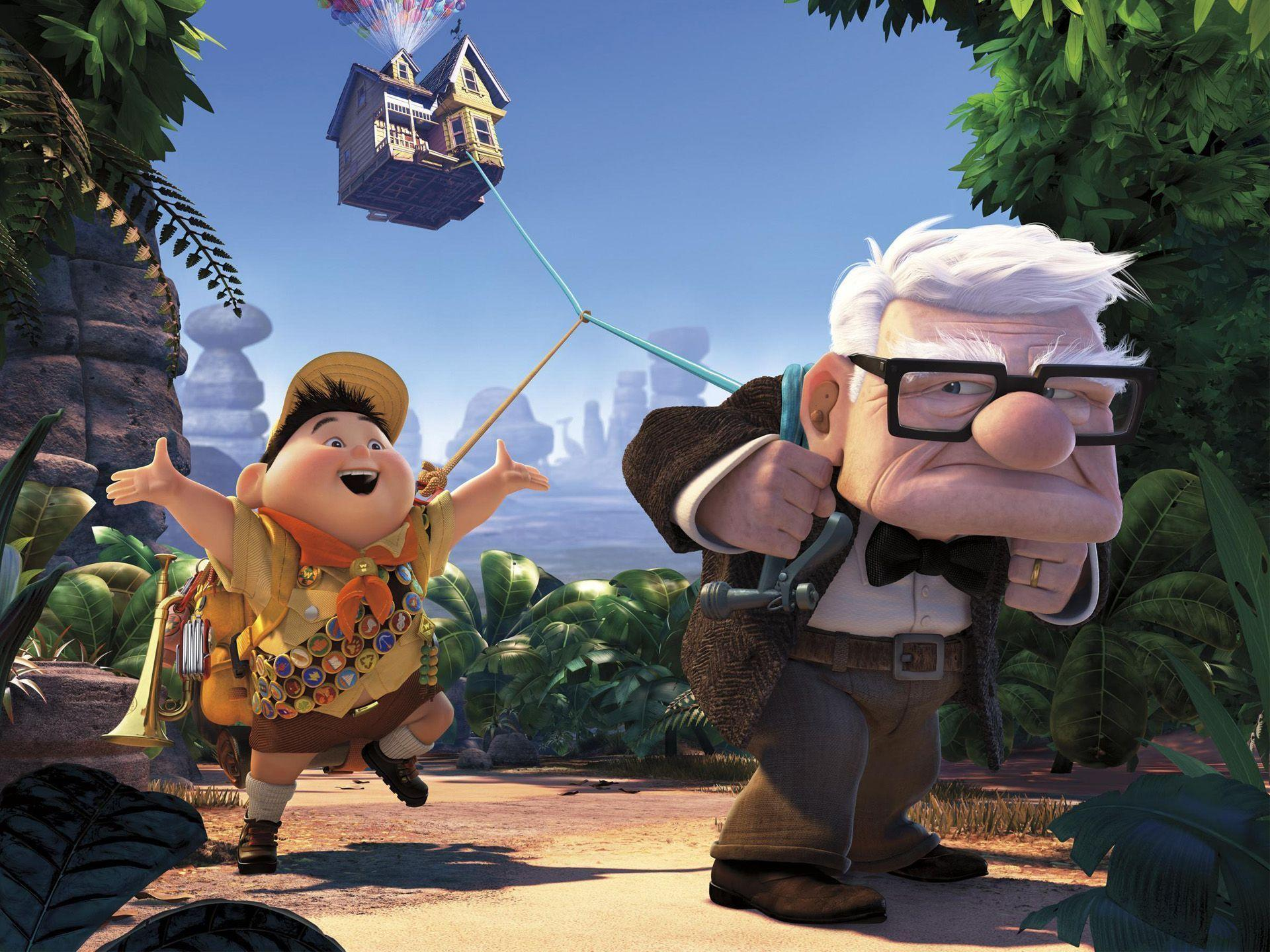 Pixar's UP Movie 2009 Wallpapers | HD Wallpapers