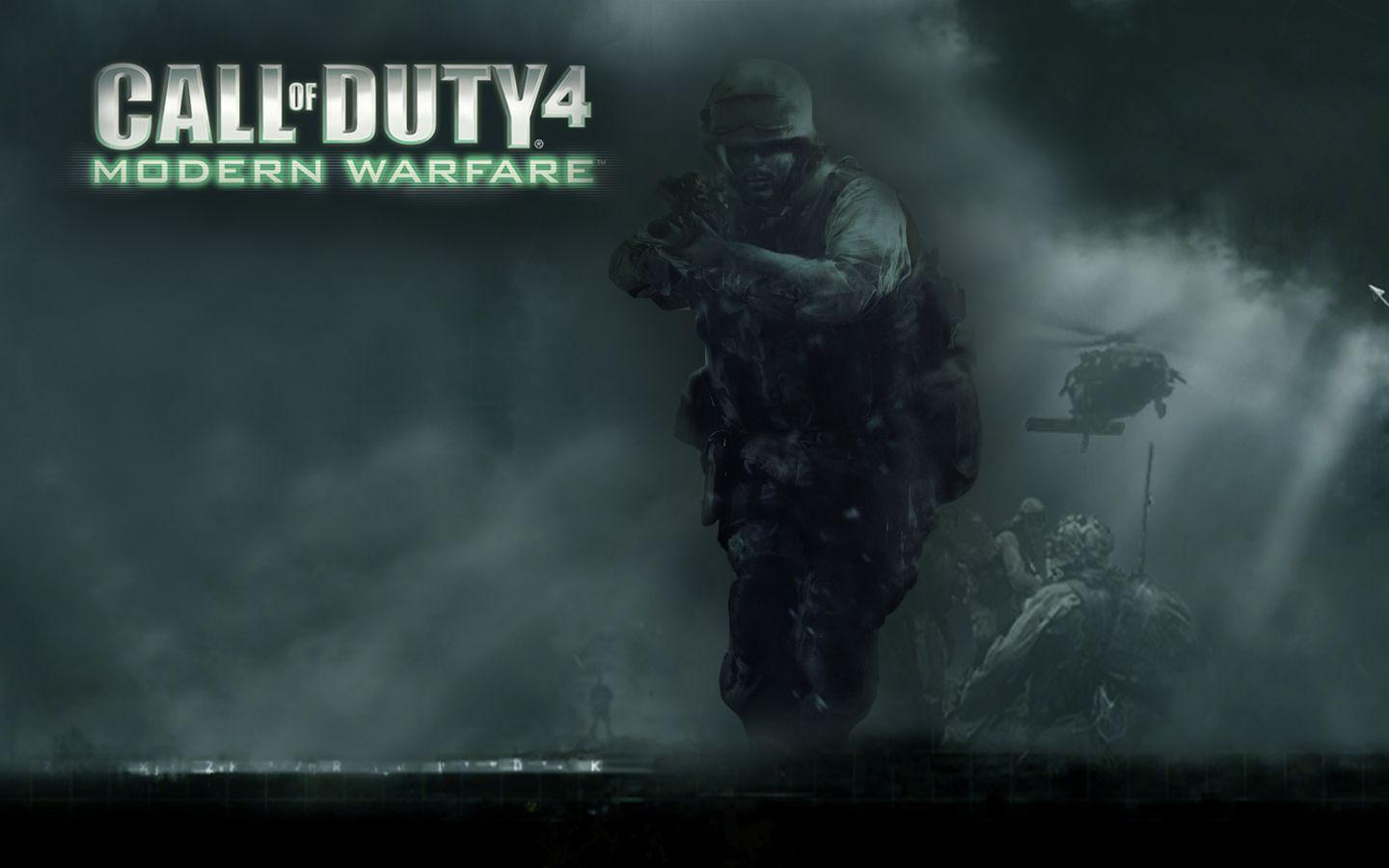Call Of Duty 4 Wallpapers