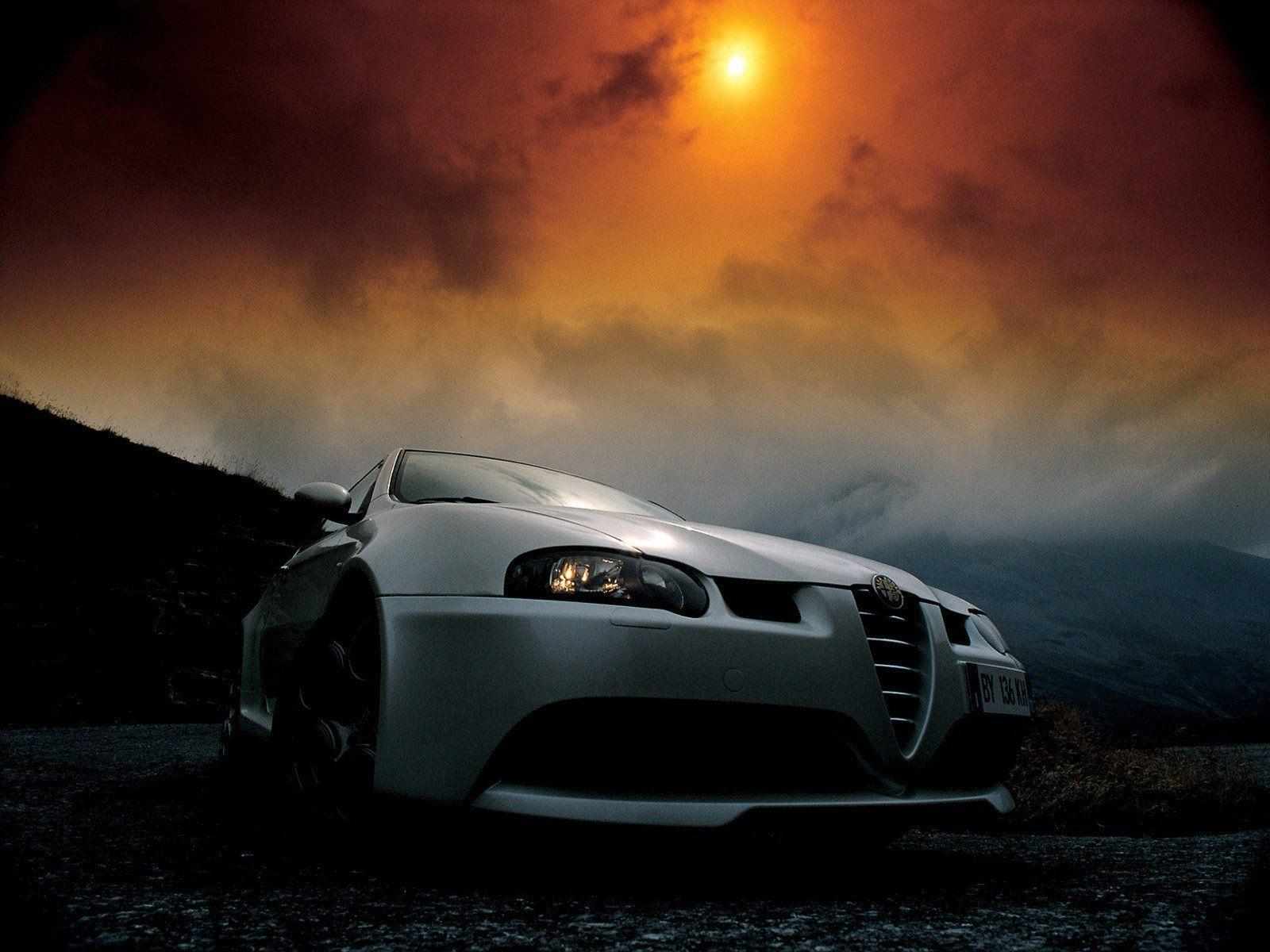 Alfa Romeo HD Wallpapers