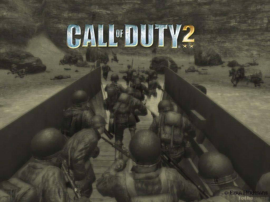 Call Of Duty 2 Wallpapers Wallpaper Cave