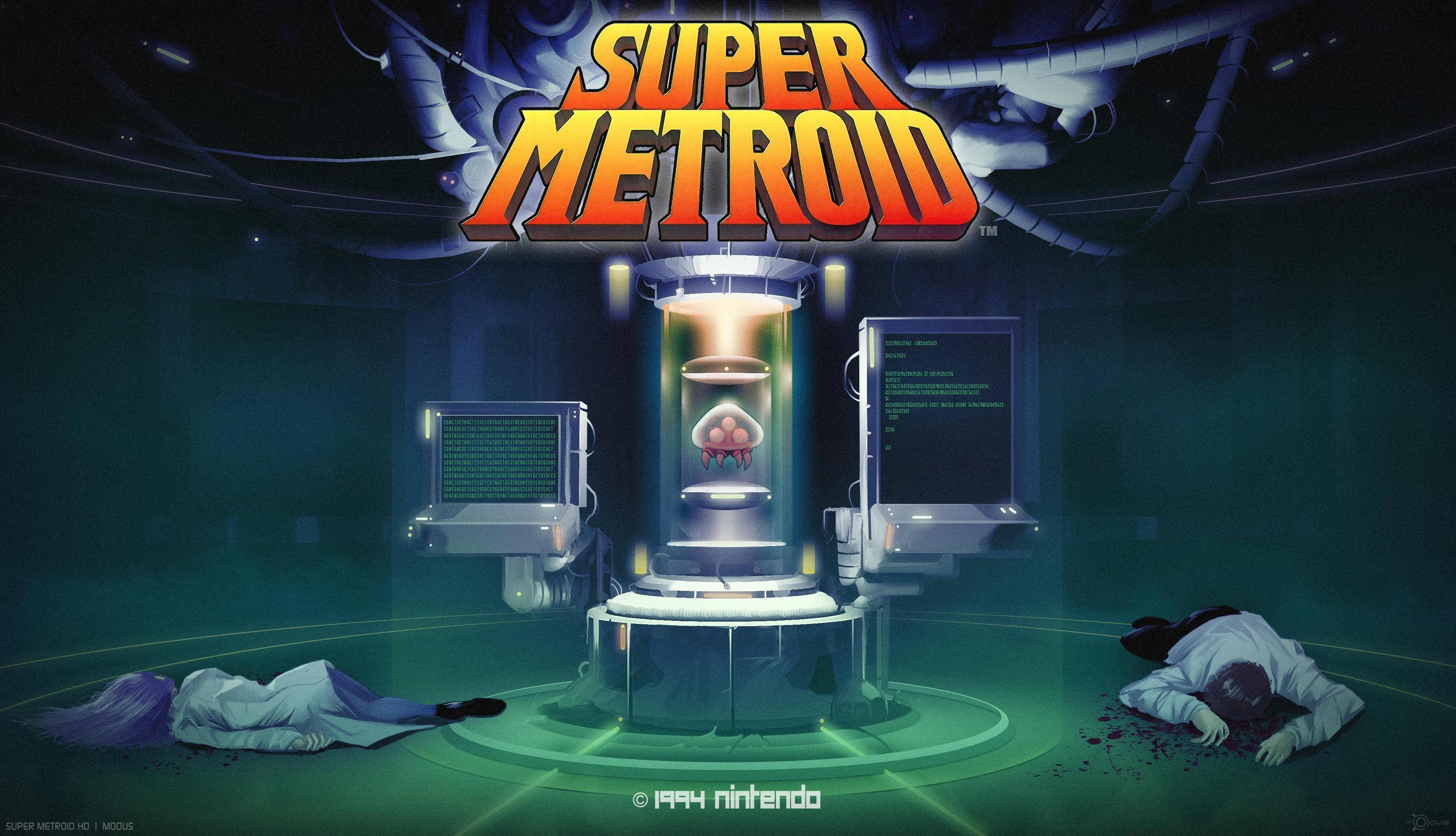 Super Metroid Wallpapers - Wallpaper Cave
