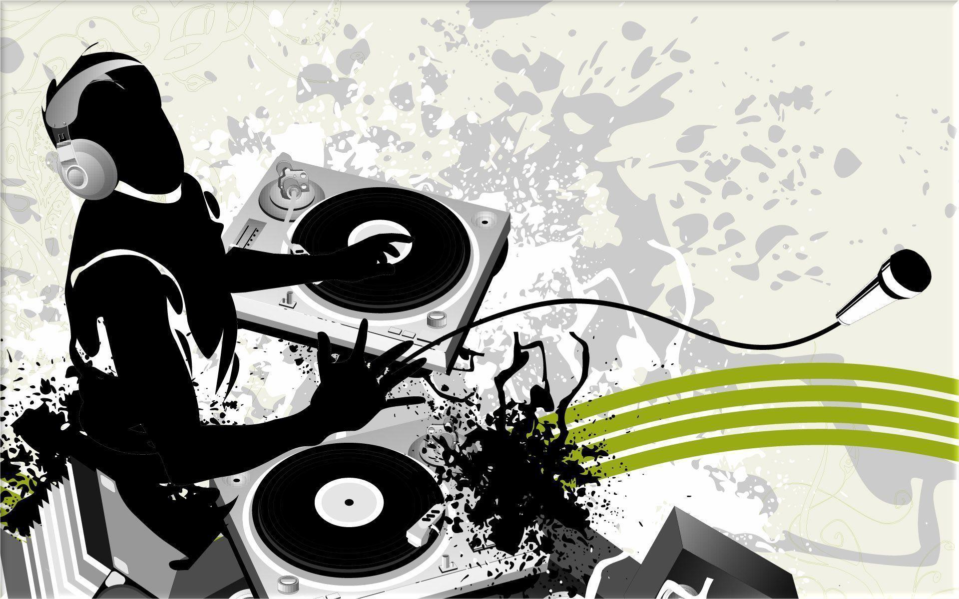 DJ Music Wallpapers The Cool DJ Wallpapers In HD Gallery Lets Dance