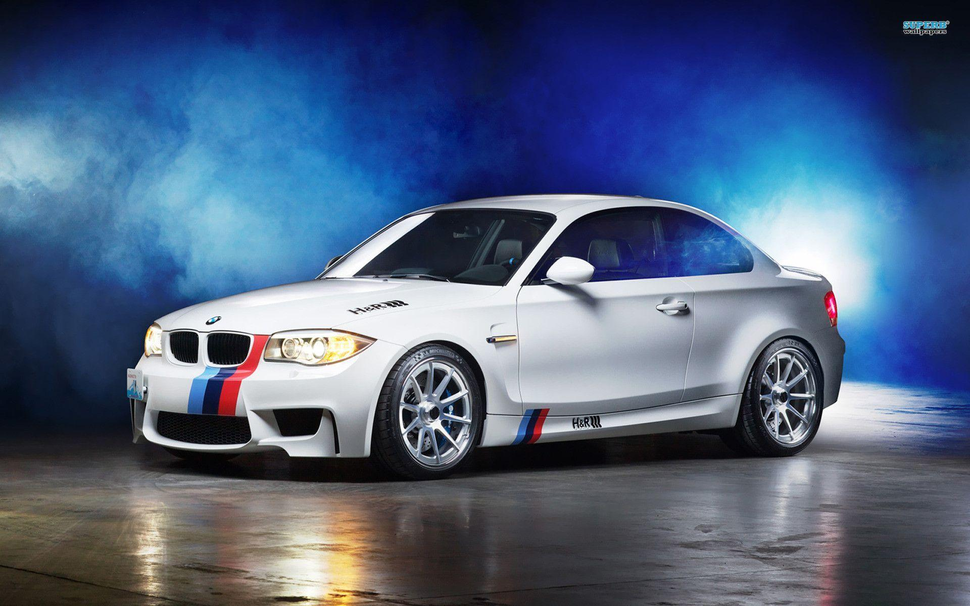 H&R BMW 1M Coupe Project Vehicle wallpapers