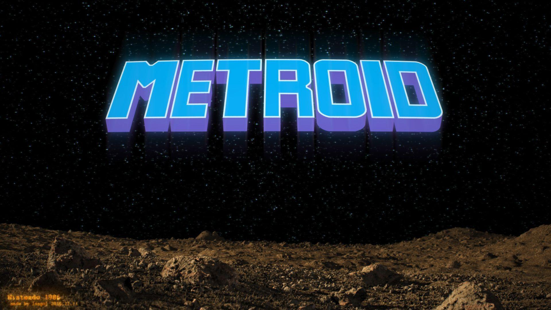 Metroid backgrounds wallpaper cave - Title wallpaper ...