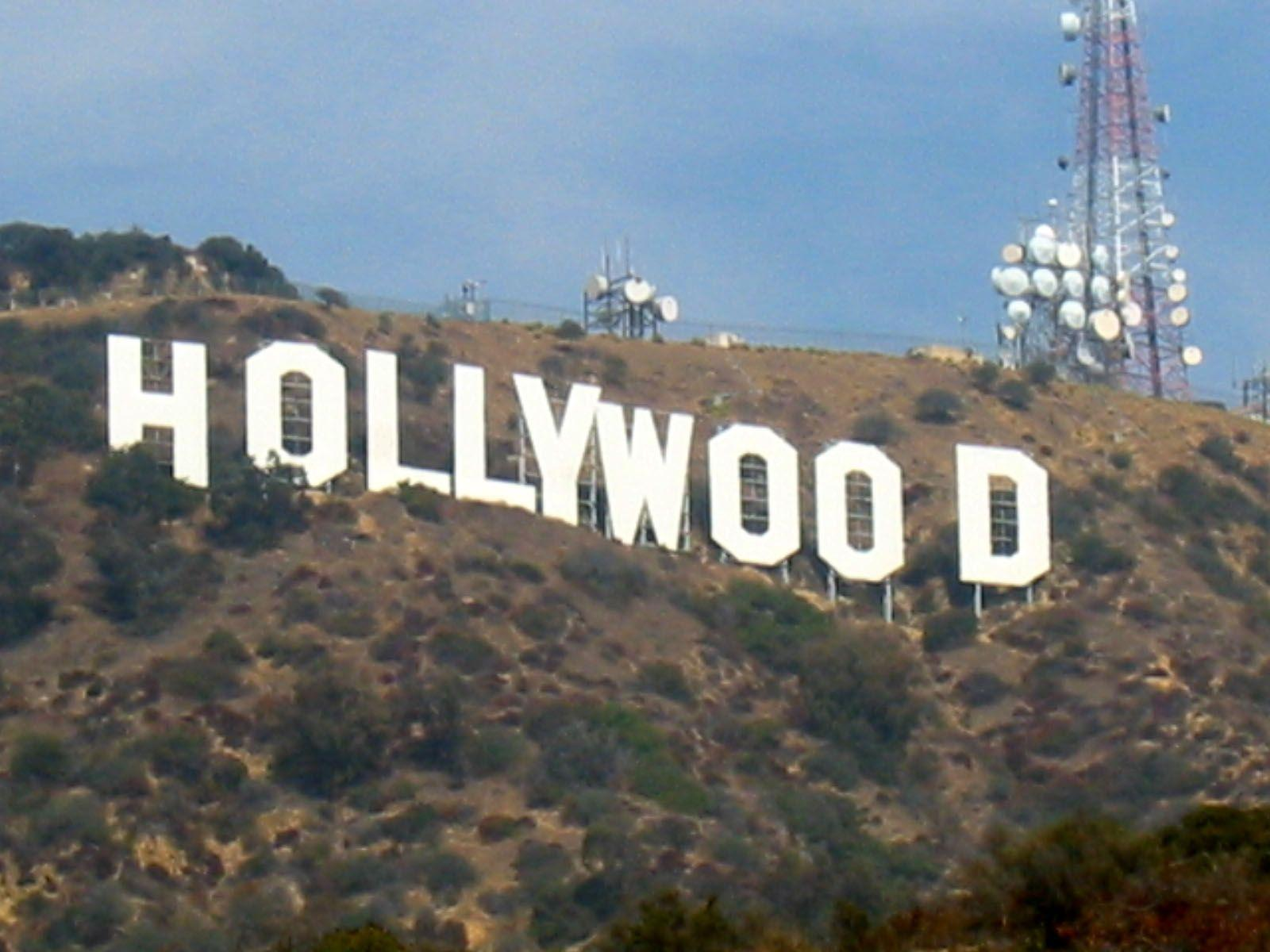 Images For Hollywood Sign Night Wallpaper