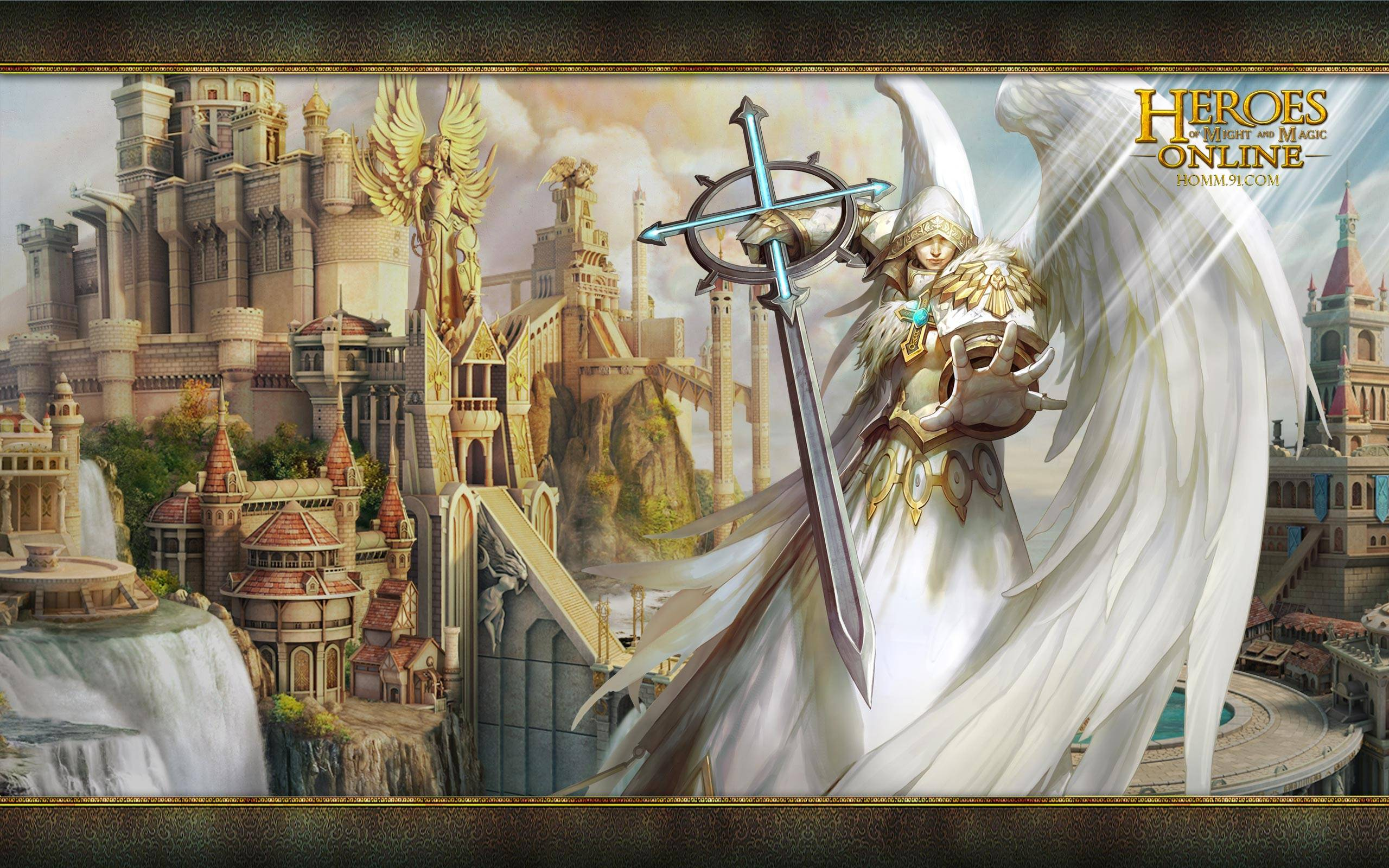 Heroes Of Might And Magic Wallpapers Wallpaper Cave