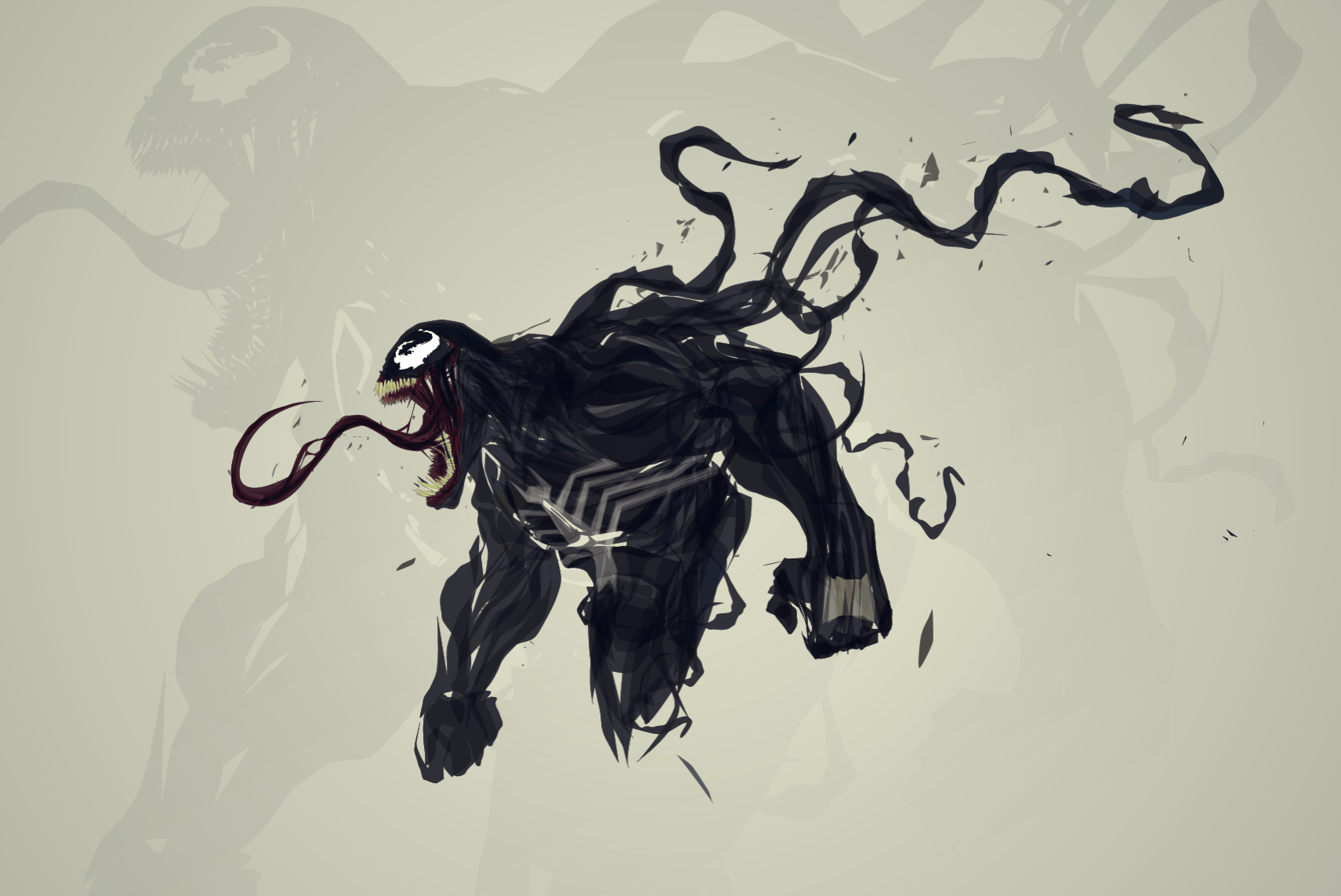Venom Wallpapers - Wallpaper Cave