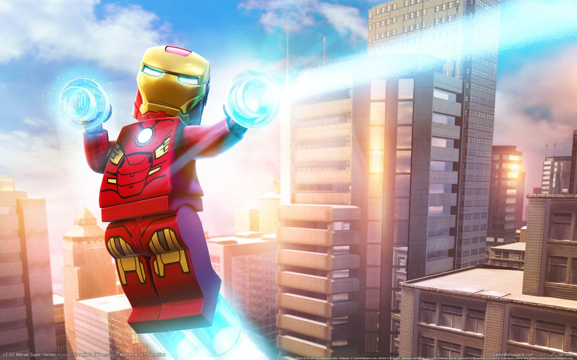 lego marvel wallpaper for desktop - photo #13