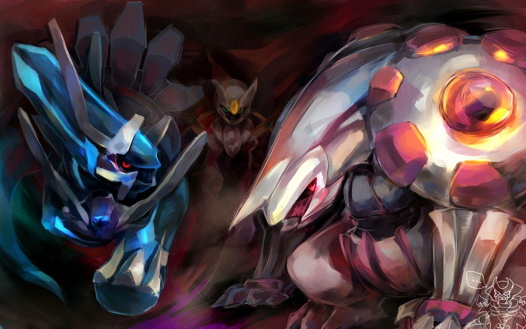 Arceus Gods of Pokemon a305 HD Wallpapers