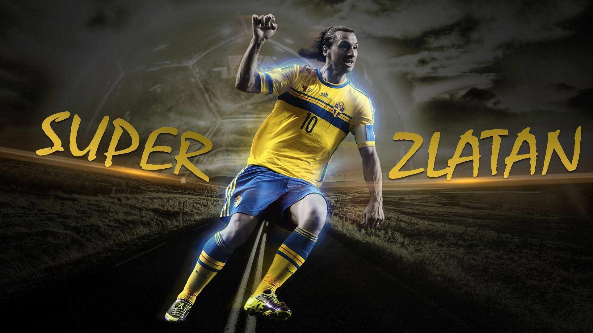 Zlatan Ibrahimovic 2014 Sweden Wallpaper Wide or HD | Male ...