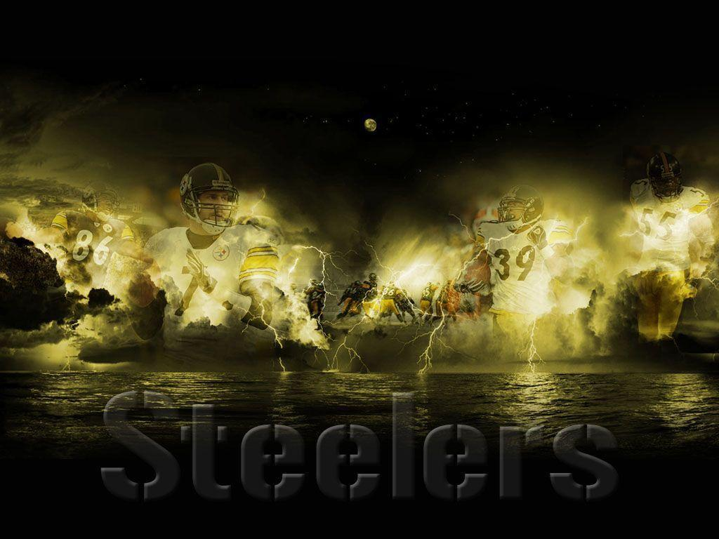 Check this out! our new Pittsburgh Steelers wallpaper wallpaper ...