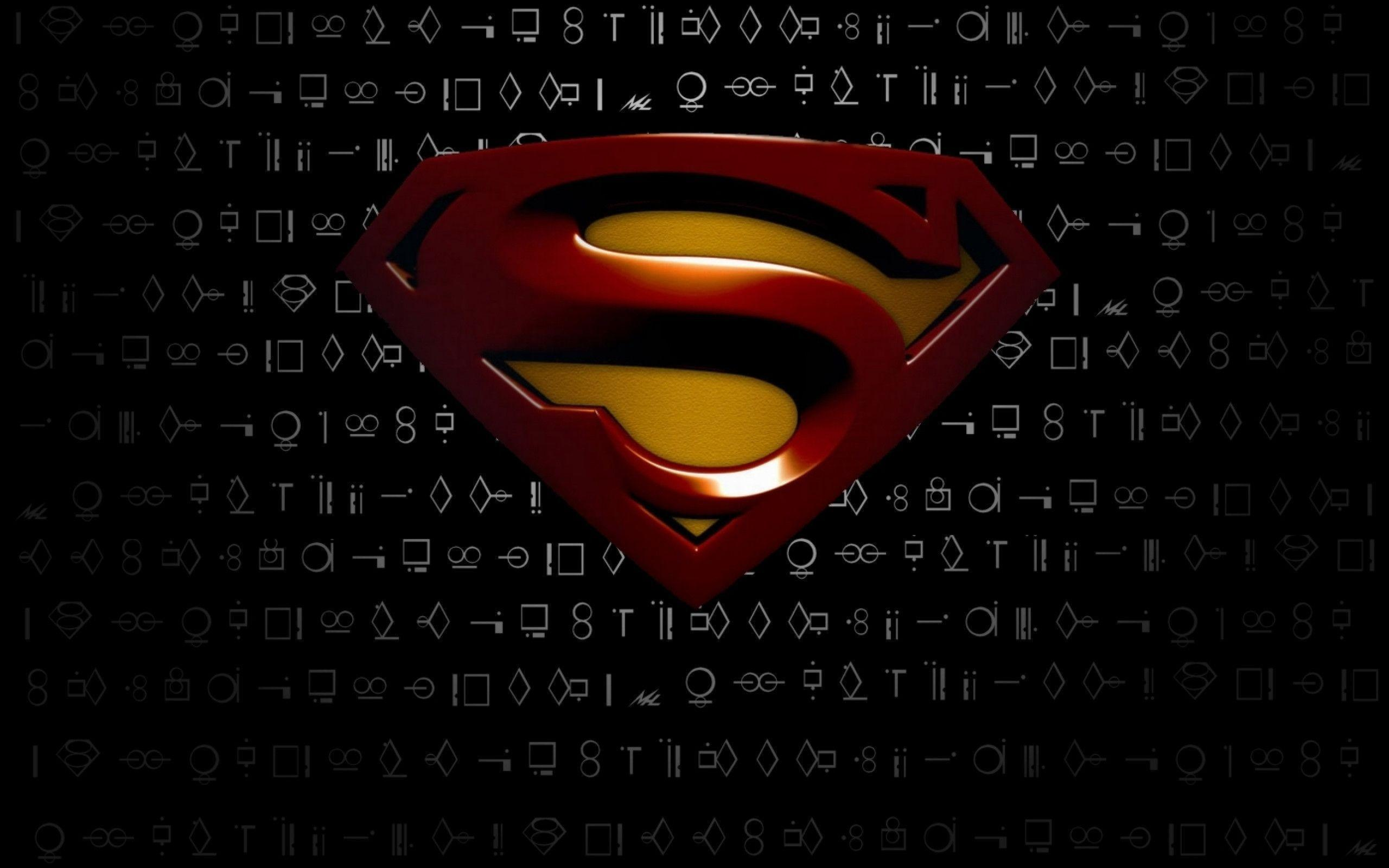 Superman Logo Wallpapers