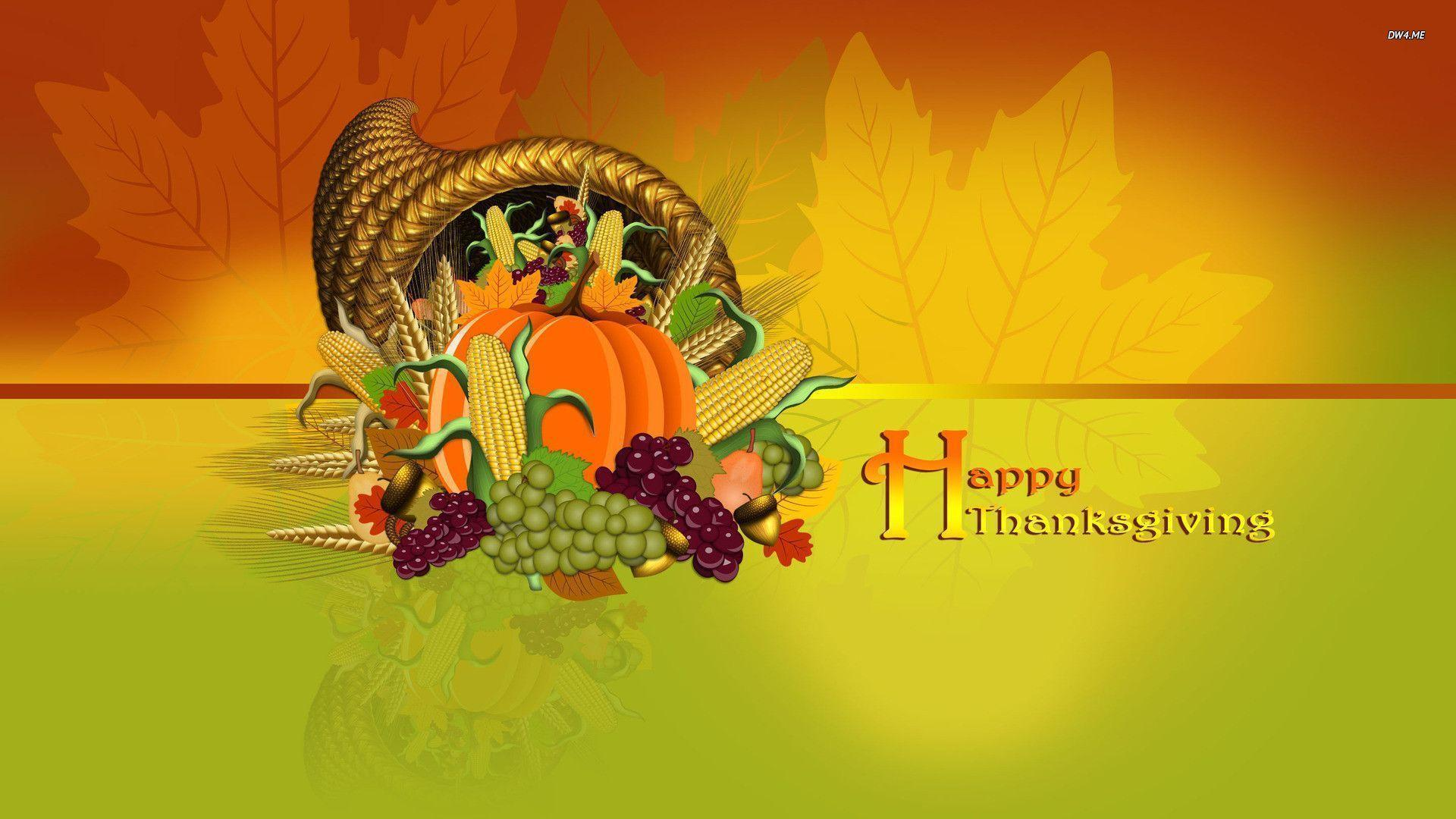 Pix For > Happy Thanksgiving Backgrounds