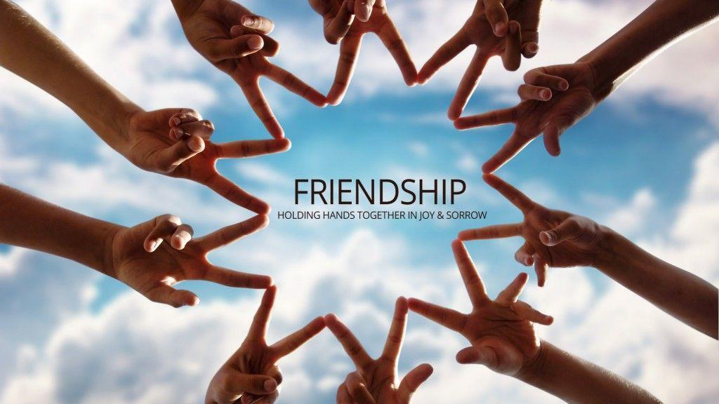 Friendship Wallpapers - Wallpaper Cave