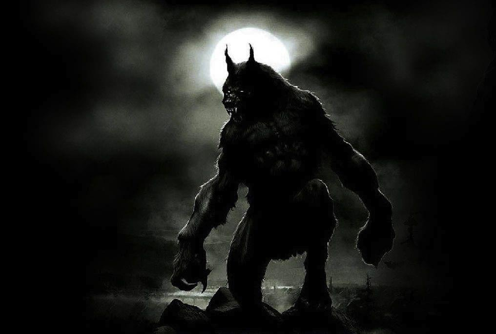 Gallery For Cool Werewolf Wallpapers